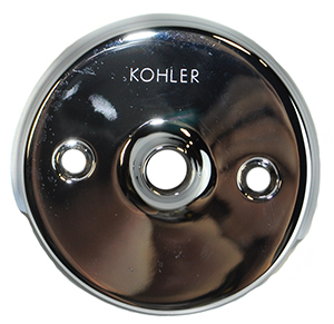 Kohler 22916-CP - Polished Chrome Overflow Plate